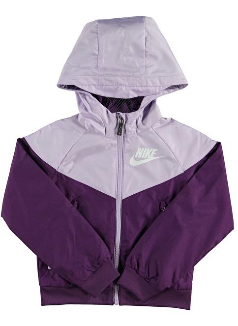 Nike Rüzgarlık Mor